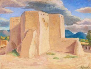 Edmond Kinzinger | Ranchos de Taos Church