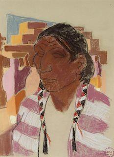Edmond Kinzinger | Indian Head