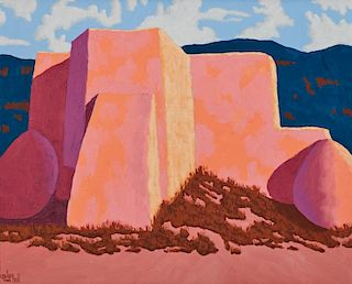Carlos Hall | Ranchos de Taos