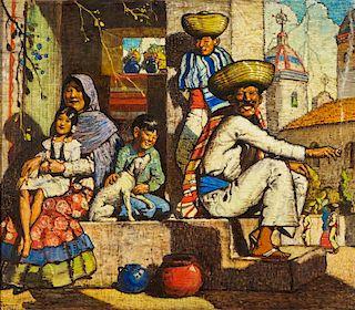 Hernando Villa | Mexican Family