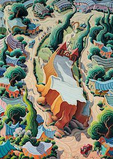 Kim Douglas Wiggins | Dia de Pascua, Rancho de Taos