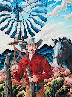 Kim Douglas Wiggins | The Fence Rider