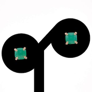 David Yurman | Chrysoprase Earrings
