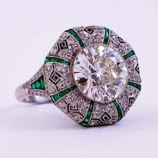 Unknown | Art Deco Diamond Ring