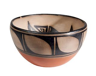 Robert Tenorio | Santo Domingo Large Polychrome Bowl