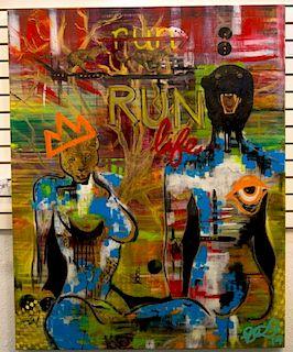 Brian Poli-Dixon, Wild Side