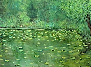 Paul Crimi, Waterlily 2