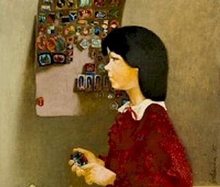 Tatyana Palchuk, Girl With Pins
