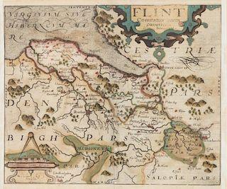 * SAXTON, Christopher (ca 1540-ca 1610), and William KIP (fl.1598-1610)