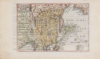 KEERE, Pieter van den (1571-1646). China. [London, ca 1646].