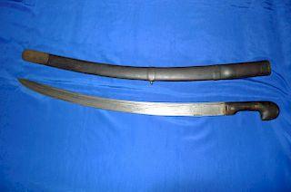 Rare Russian Caucasian Cossack Shashka Sword