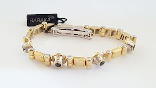 Beautiful Gold Baraka Bracelet