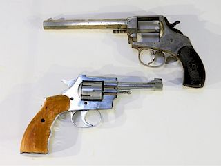 Arminius Model HW7 32 Cal  Long Barrel Revolver by Bruneau & Co