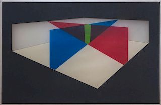 RON COOPER (b. 1943): SHAPES