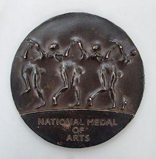 ROBERT GRAHAM (1938-2008): NATIONAL MEDAL OF ARTS
