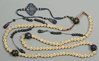 Qing Dynasty Court Necklace