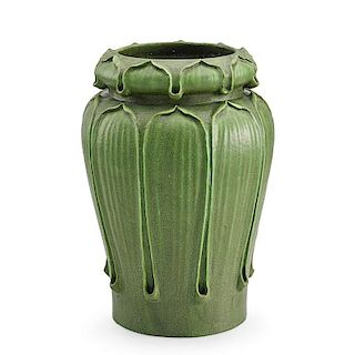 G. P. KENDRICK; GRUEBY Vase