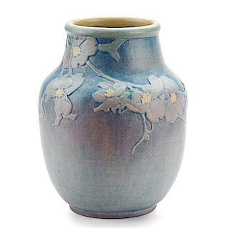 SADIE IRVINE; NEWCOMB COLLEGE Large vase
