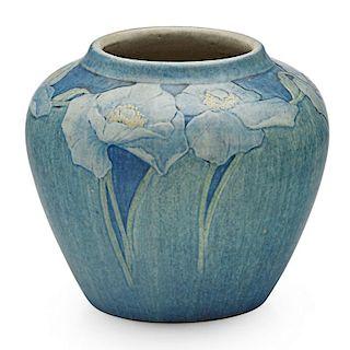 C. P. LITTLEJOHN; NEWCOMB COLLEGE Vase