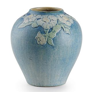 A.F. SIMPSON; NEWCOMB COLLEGE Small vase