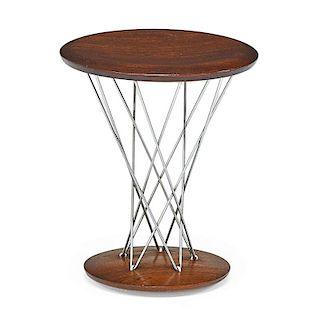 ISAMU NOGUCHI; HERMAN MILLER Tall stool