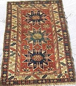 Antique Cabestan Hall Runner