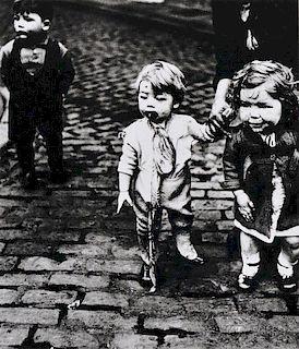 Bill Brandt (British, 1904-1983)      Children in Sheffield