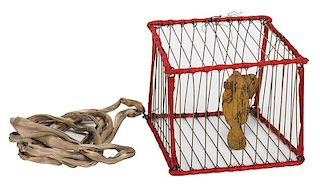 Harry Blackstone's Vanishing Birdcage.
