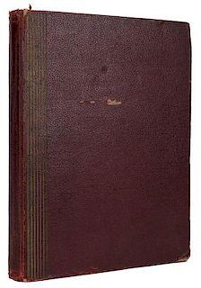 Harry Blackstone's Own Photo Scrapbook.