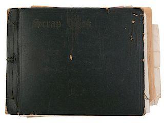 Inez Blackstone's Fredrik the Great / Blackstone Scrapbook.
