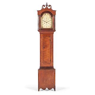 <i>Luman Watson</i> Tall Case Clock