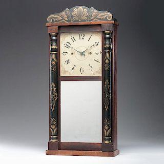 <i>Luman Watson</i> Shelf Clock