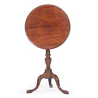 Queen Anne Tilt Top