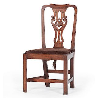 American Chippendale Chair