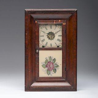 New Haven Clock Co. Miniature Shelf Clock
