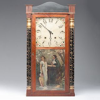 <i>Marsh, Williams & Co.</i> Shelf Clock