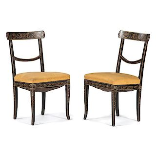 Painted Fancy Chairs