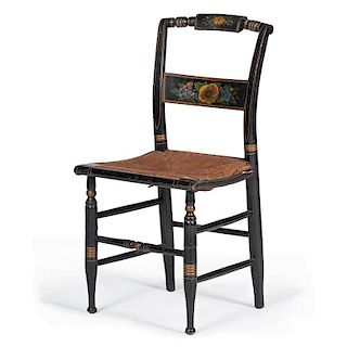 Painted Fancy Chair