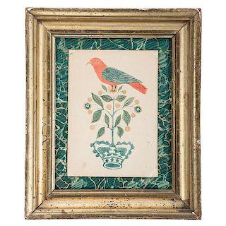 Pennsylvania Watercolor Book Plate