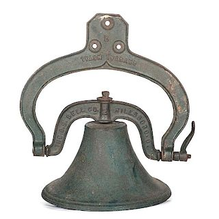 <i>The C.S. Bell Co.</i> Steel Alloy Bell