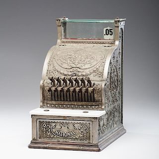 <i>National Cash Register</i> Model 313 Candy Store Register