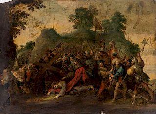 WORKSHOP OF FRANS FRANCKEN THE YOUNGER (FLEMISH 1581-1642)