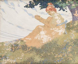 HUGO HODIENER (AUSTRIAN 1886-1945)