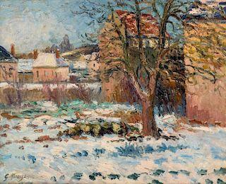 GEORGE MANZANA PISSARRO (FRENCH 1871-1961)