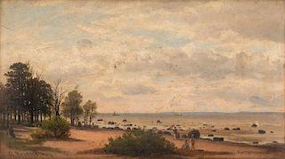 PETR PETROVICH VERESHCHAGIN (RUSSIA 1836-1886)
