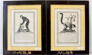 * Four Italian Engravings