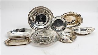 * A Collection of American Silver Table Articles