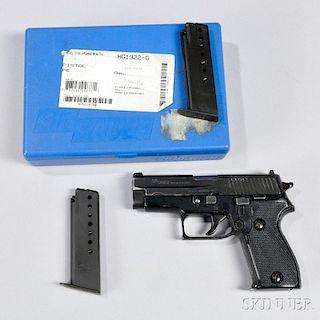 MAB Brevete Model D Semi-automatic Pistol by Skinner