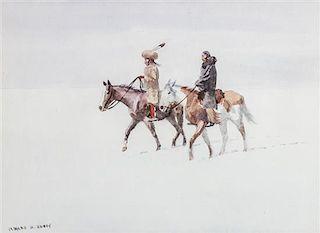 Leonard Howard Reedy, (American, 1899-1956), Untitled