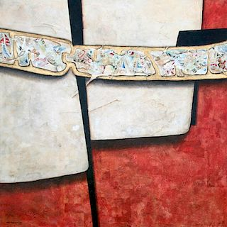 "Childs, Gabriele,   American 20-21st C.,""Desert Jewels"","